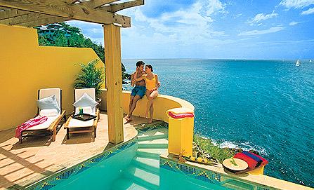 Sandals La Toc Golf Resort Amp Spa In St Lucia All Inclusive
